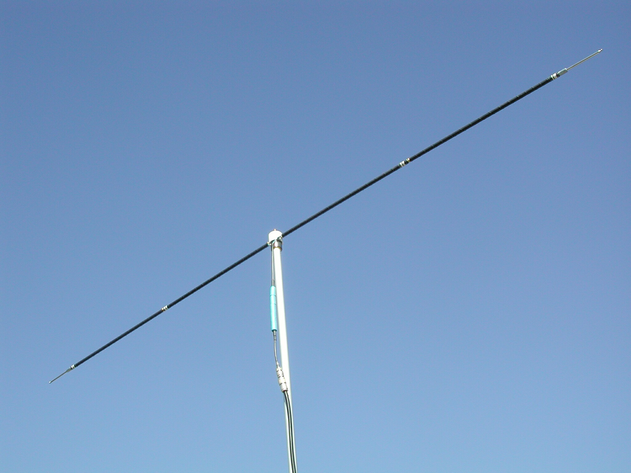 Building and Tuning A Dipole The Easier Way - A Faster Way To